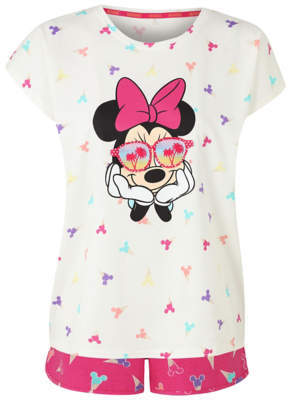 Disney George Minnie Mouse Pyjamas
