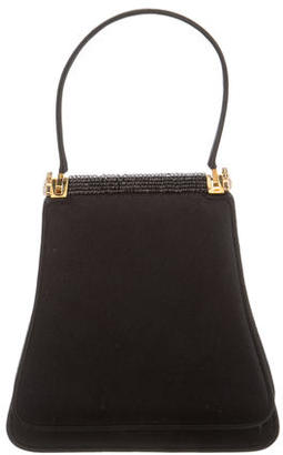 Judith Leiber Satin Evening Bag $195 thestylecure.com
