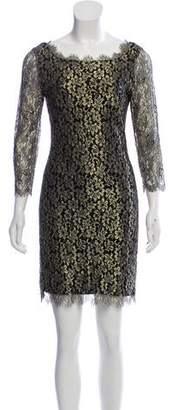 Diane von Furstenberg Zarita Lace Dress w/ Tags