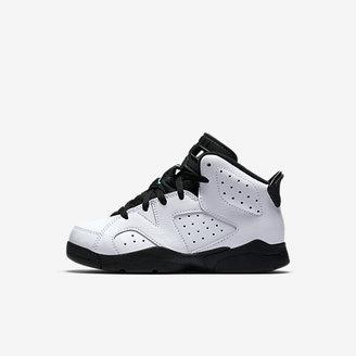 Air Jordan Retro 6 Little Kids' Shoe (10.5c-3y) $80 thestylecure.com