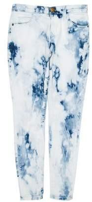 Current/Elliott The Stiletto Tie-Dye Jeans w/ Tags
