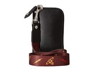Vivienne Westwood Lanyard Large Wallet Wallet Handbags