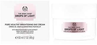 The Body Shop Drops of LightTM Pure Healthy Brightening Day Cream