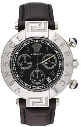 Versace Revive Chronograph Watch