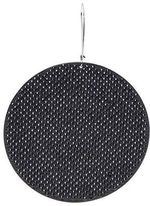 Marc Jacobs Crystal-embellished Single Disc Earring