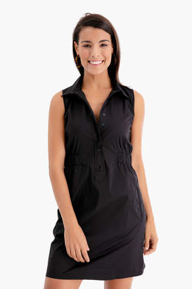 The Shirt by Rochelle Behrens Sleeveless Shirt Dress