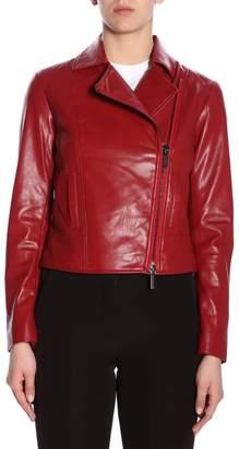 Armani Collezioni (アルマーニ コレッツォーニ) - Armani Collezioni Armani Exchange Jacket Jacket Women Armani Exchange