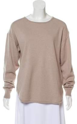 Alexander Wang Rib Knit Cashmere Sweater