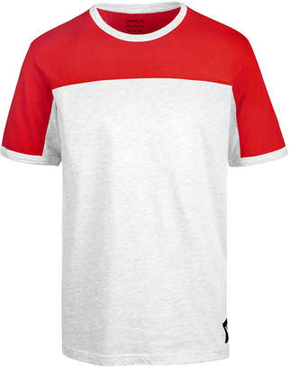 RVCA Men's Rodgers Colorblocked T-Shirt