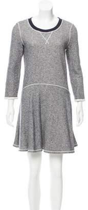 Rachel Zoe Mélange A-Line Dress