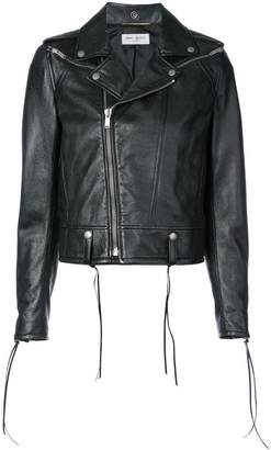 Saint Laurent classic biker jacket