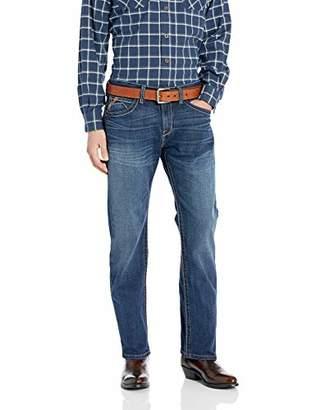 Ariat Men's M7 Stretch Rocker Straight Leg Bootcut Jean