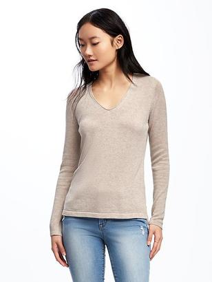 Classic V-Neck Sweater for Women $24.94 thestylecure.com