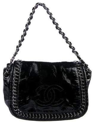 Chanel Luxe Ligne Accordion Flap Bag