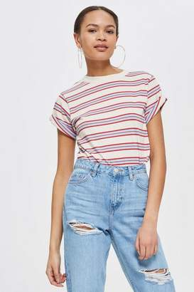 Topshop Womens Easy Tiger T-Shirt - Discount Codes Shopping Online Clearance Cheap Online Buy Cheap Best Sale 13z9mf