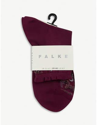 Falke Crane cotton-blend flight socks