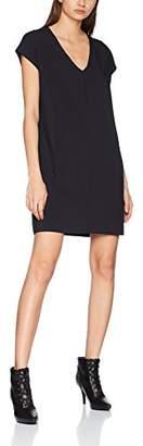 New Look Women's Plain V Neck Tunic Dress