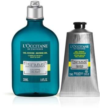 DAY Birger et Mikkelsen L'Homme Cedrat Shower and After-Shave Duo