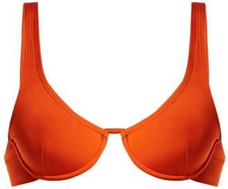 BOWER Vreeland underwired bikini top
