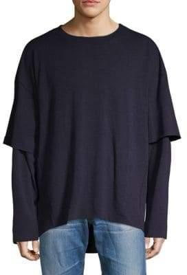 Drifter Sylvan Layered T-Shirt