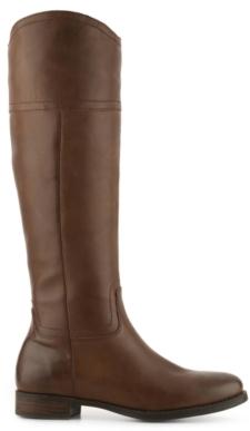 Audrey Brooke Tye Wide Calf Riding Boot