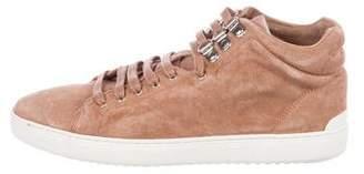 Rag & Bone Suede High-Top Sneakers