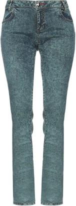 Philipp Plein Denim pants - Item 42720025SK