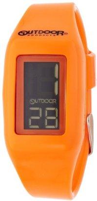 Outdoor Products (アウトドア プロダクツ) - [アウトドアプロダクツ]OUTDOOR PRODUCTS デジタルウォッチ オレンジ ODP0401 OG/OG 【正規輸入品】