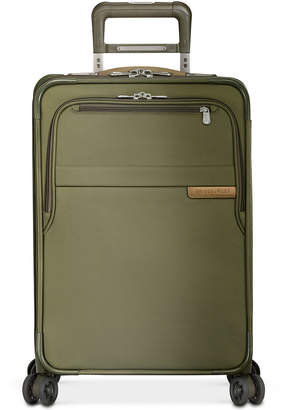 "Briggs & Riley Baseline 22"" Expandable Carry-On Spinner Suitcase"
