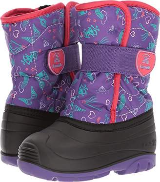 Kamik Girls' Snowbug4 Snow Boot