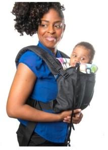 3stories GoGoVie 7 Position Premium Baby Carrier