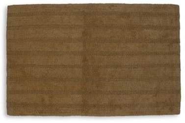 Castile Hill London 17-Inch x 24-Inch Linear Reversible Bath Rug in Natural