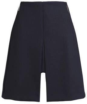 DELPOZO Woven Mini Skirt