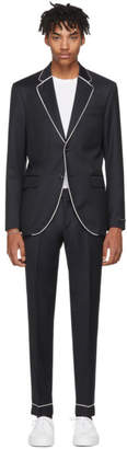 Tiger of Sweden Navy Catesby Suit