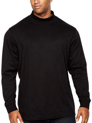 Co THE FOUNDRY SUPPLY The Foundry Big & Tall Supply Mock Neck Top - Big and Tall
