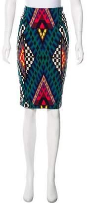 Mara Hoffman Jersey Knee-Length Skirt