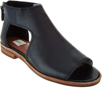 ED Ellen Degeneres Leather Cut-out Sandals - Surah