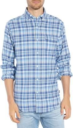 Vineyard Vines Mill Hill Regular Fit Plaid Flannel Shirt