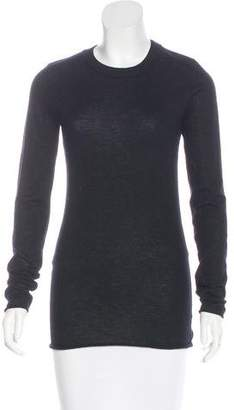 Scoop Cashmere Knit Sweater