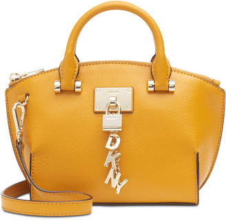 DKNY Elissa Small Leather Crossbody