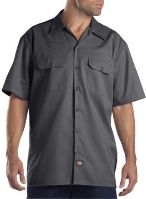 Dickies 1574 Mens 5.25 oz. Short-Sleeve Work Shirt