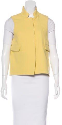 MarniMarni Oversize Twill Vest