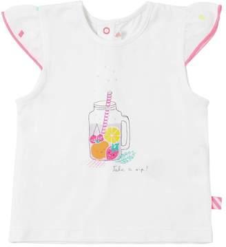 Billieblush Printed Cotton Jersey T-Shirt