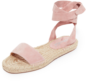 Splendid Jody Sandals $88 thestylecure.com