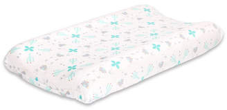The Peanut Shell The Little Llama Changing Pad Cover Bedding