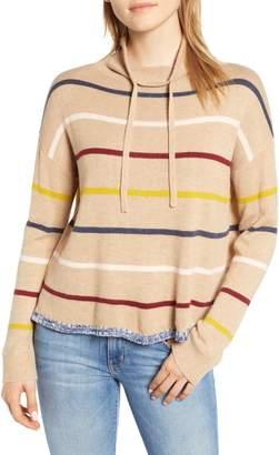 Lou & Grey Cybil Stripe Sweater