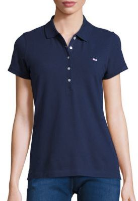 Vineyard Vines Shoreline Pique Polo Shirt $65 thestylecure.com