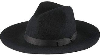 Women Wool Wide Brim Fedora Hat $29.90 thestylecure.com