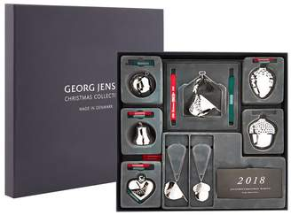 Georg Jensen Christmas Decorations (Set of 8)
