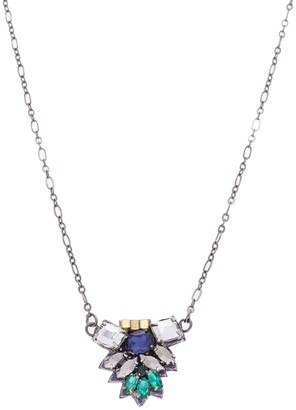Saachi Modern Mosaic Necklace